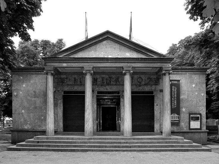 Planetario Hoepli - Piero Portaluppi - itineraries - Ordine degli architetti, P.P.C della provincia di Milano