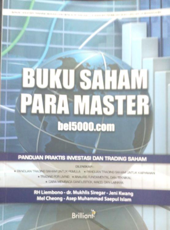Buku saham para master