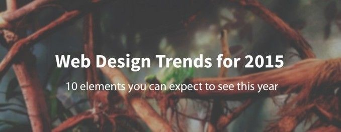 Every year, Web design grows and so many awesome things are being published daily. I can only imagine that the best is yet to come in 2015, including many of…