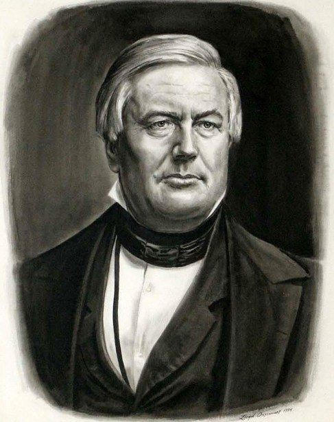 millard fillmore january 7 1800 march 8 1874 was the 13th