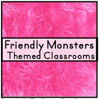 Ideas, tips, photos, and printable resources to help teachers create a monsters themed classroom. Pinned by Clutter-Free Classroom.