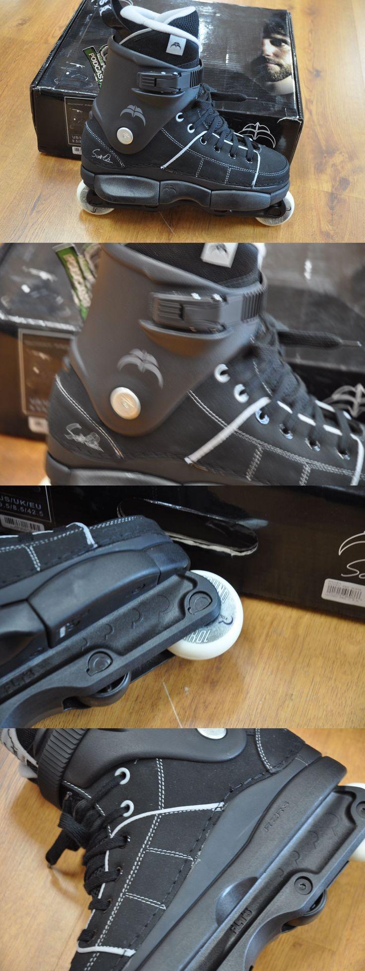 Men 47346: Razors Scott Quinn Pro Model Inline Skates Nib Rollerblades Aggressive Sale! -> BUY IT NOW ONLY: $169.71 on eBay!