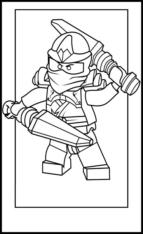 130 best Brothers things images on Pinterest Lego, Legos and Toys - best of lego ninjago coloring pages ninja
