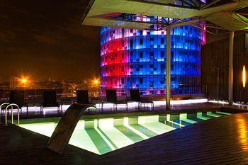 Silken Diagonal Barcelona Hotel - Barcelona