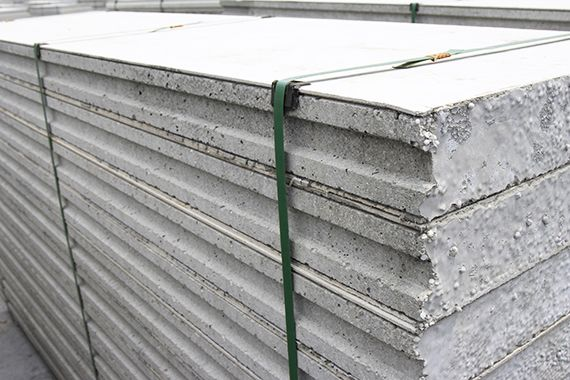 Lightweight Expanded Polystyrene Concrete Panels On Canton Fair