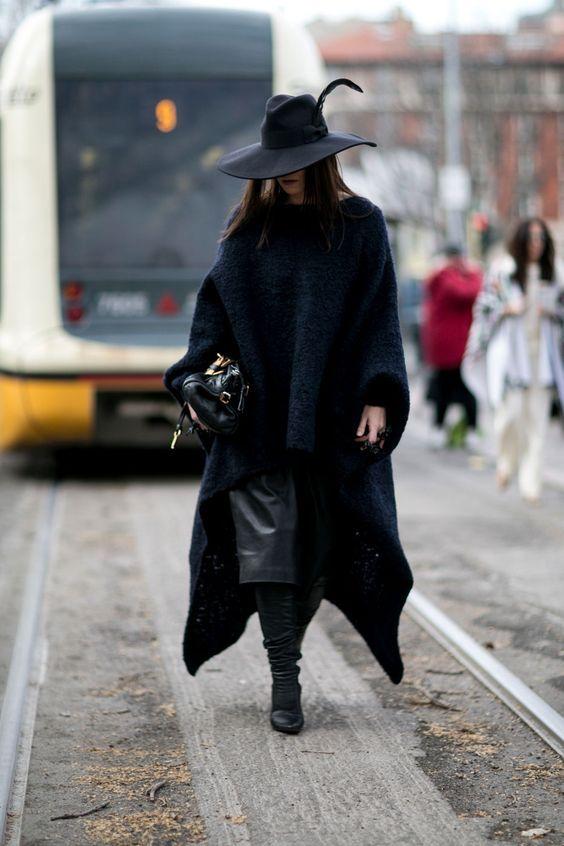 gotik tarzı sokak modası 2016