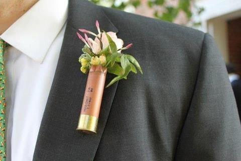 Shotgun wedding anyone?