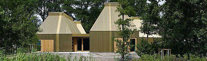 Ahrenshoop Art Museum, Ahrenshoop – Germany (2013) by Staab Architekten #architecture