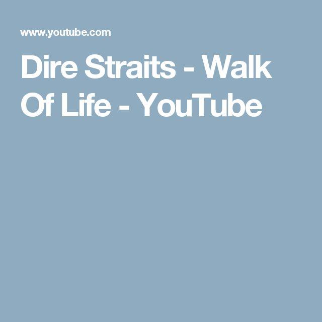 Dire Straits - Walk Of Life - YouTube