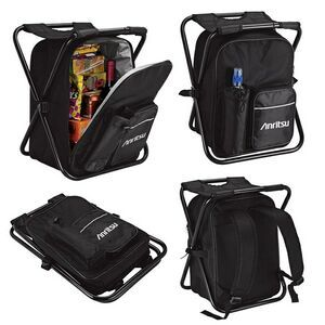 Backpack Cooler & Chair Combo   Minimum order 25, $26.95 - $23.95 ea.