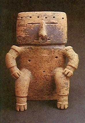 Figura antropomorfa - Cultura Quimbaya