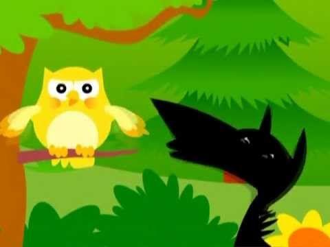 O Cucu na Floresta | Jardim de Infância Vol. 2 - YouTube