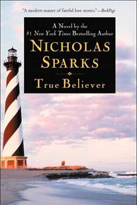 True Believer by Nicholas Sparks :: Again, not my typical read, but I think the ~ghost story~ aspect is what drew me in. Great book!