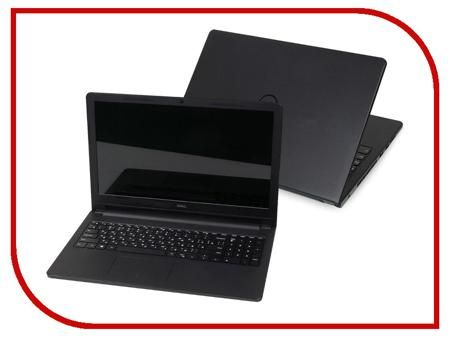 Ноутбук Dell Inspiron 3552 3552-0507 (Intel Celeron N3060 1.6 GHz/4096Mb/500Gb/DVD-RW/Intel HD Graphics/Wi-Fi/Bluetooth/Cam/15.6/1366x768/Ubuntu)  — 14854 руб. —
