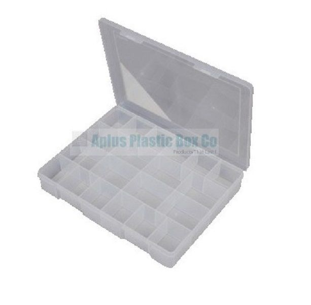 20 Compartment Storage Box for more information go to plasticboxco.net.au