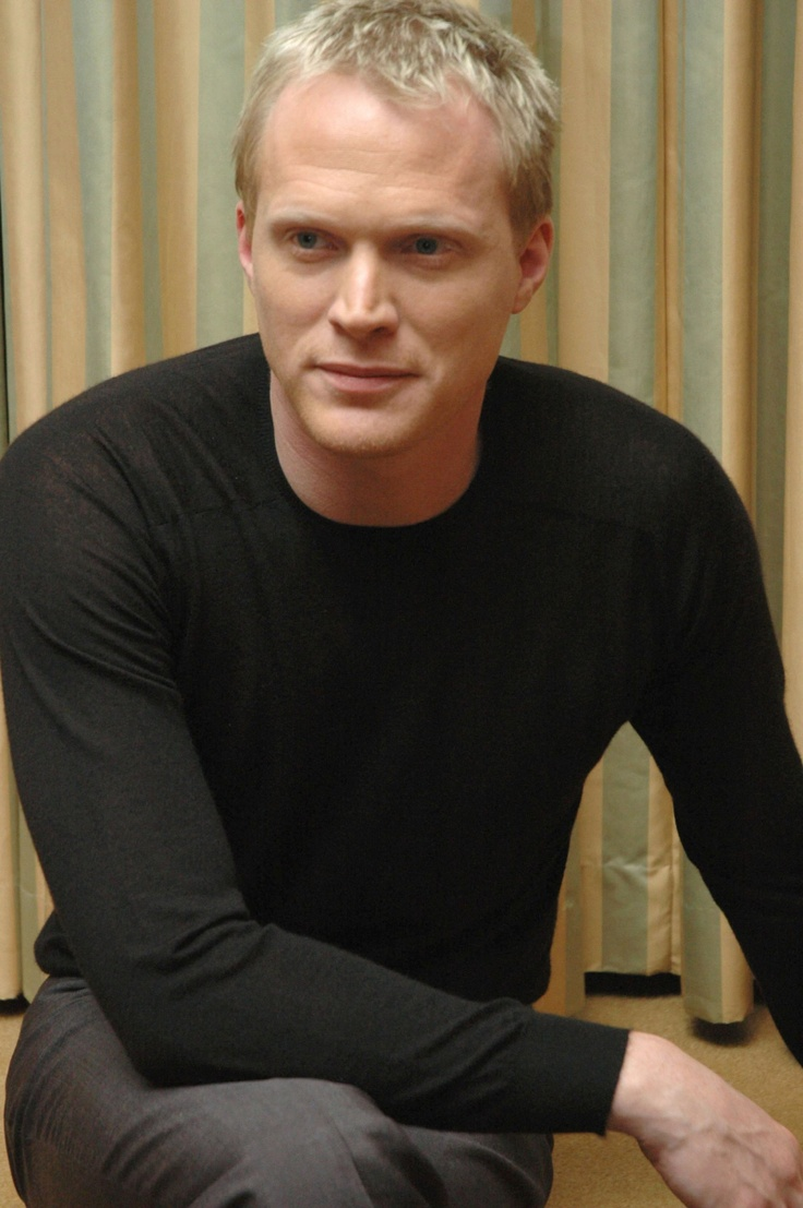 Paul Bettany is who I see as Edward/Ted in Laurell K. Hamilton's Anita Blake series