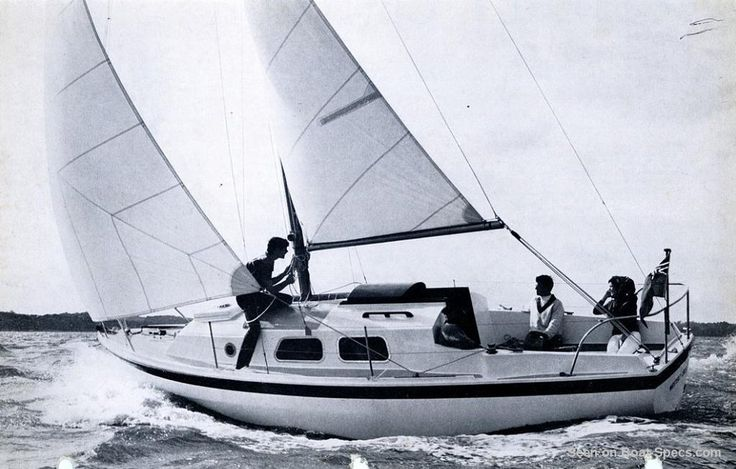 Westerly Centaur sloop specs and details on Boat-Specs.com