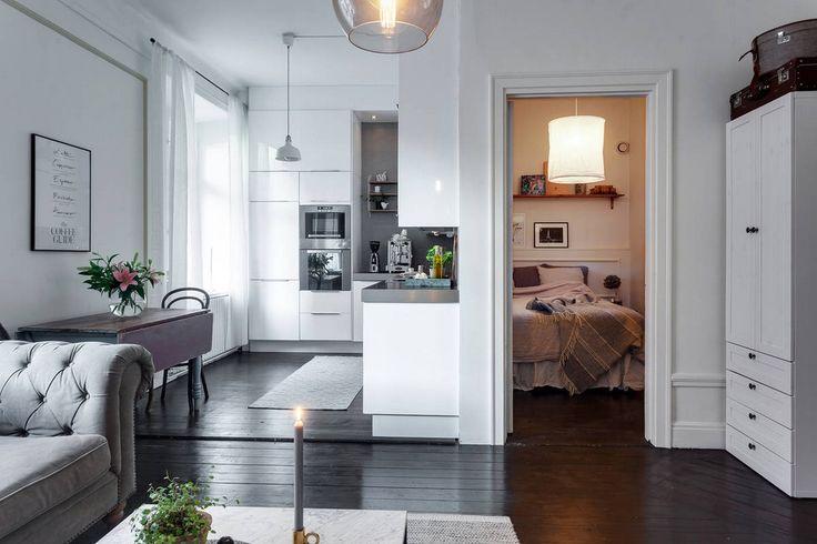 Oltre 25 fantastiche idee su piccoli appartamenti su for Appartamenti decor