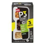 P3 Portable Protein Pack Honey Roasted Peanuts, Beef Jerky, Sunflower Kernels, 1.8 OZ Image 1 of 9