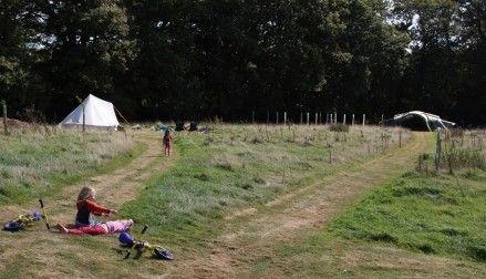 Secret Camp Site