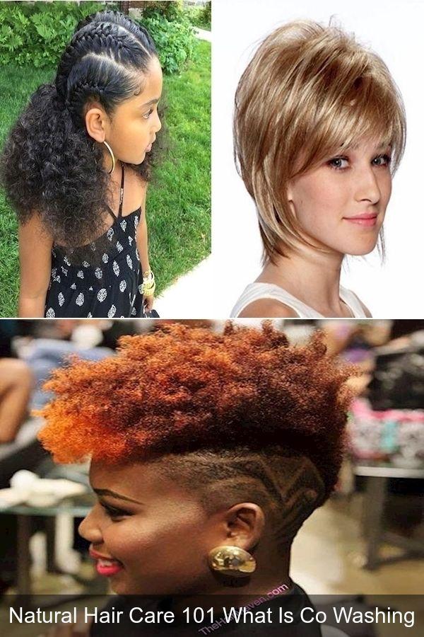 Organic Skin Care | Short Shag Hairstyles | Define Natural Hair in 2020 | Natural hair styles ...