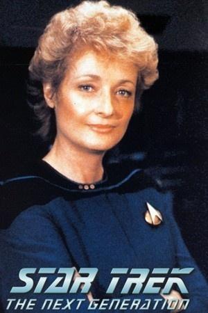 Star Trek TNG Characters - Dr. Pulaski