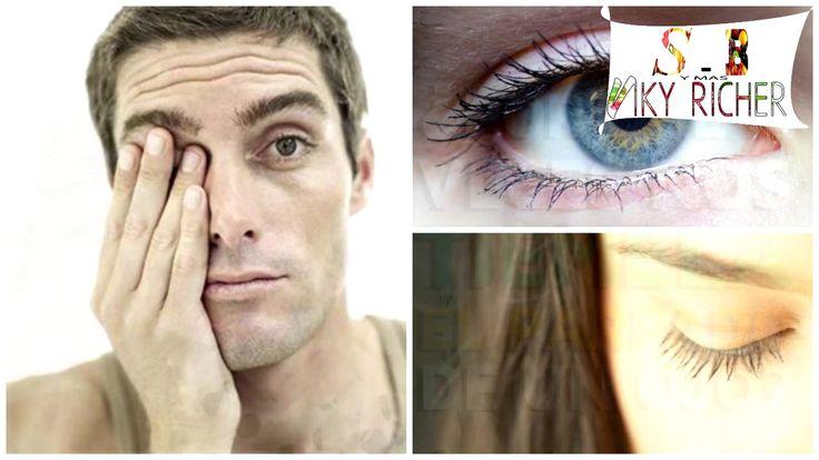Por qué a veces nos tiembla el párpado del ojo