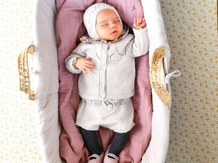 Hemmets veckotidning   Sticka, Gratis mönster, Bebiströjor