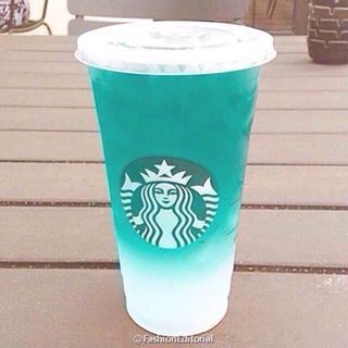 Starbucks Blueberry Acai Refresher Blue Mountain Crush With Lemonade