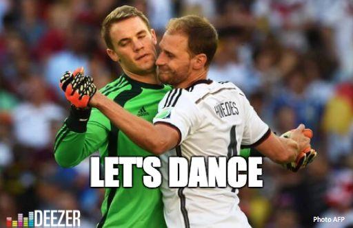 Deezer UK #WorldCup