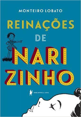 Reinações de Narizinho - Livros na Amazon Brasil- 9788525056498