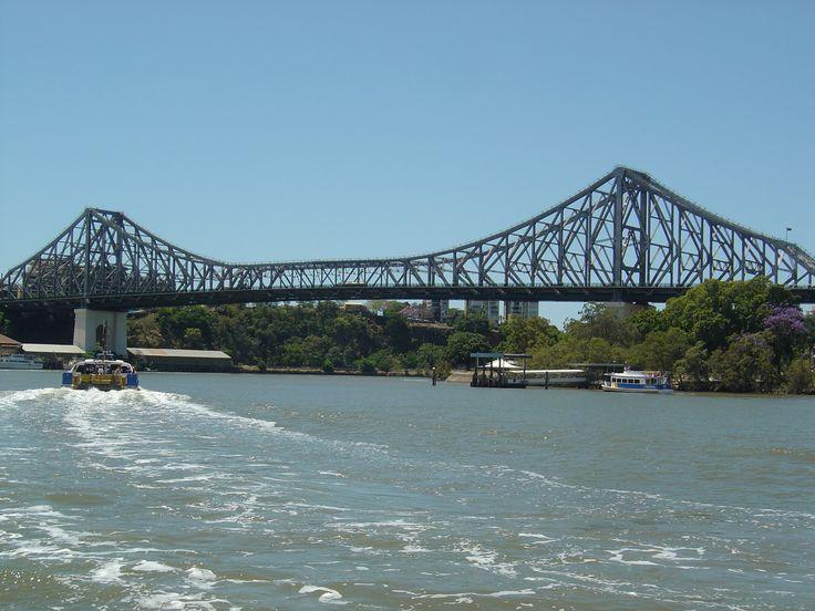 Story Bridge - Brisbane Australia
