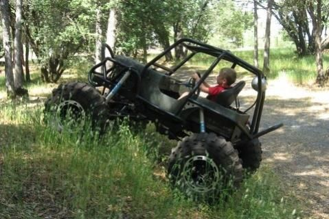 Mini rock crawler for kids - Pirate4x4.Com : 4x4 and Off-Road Forum