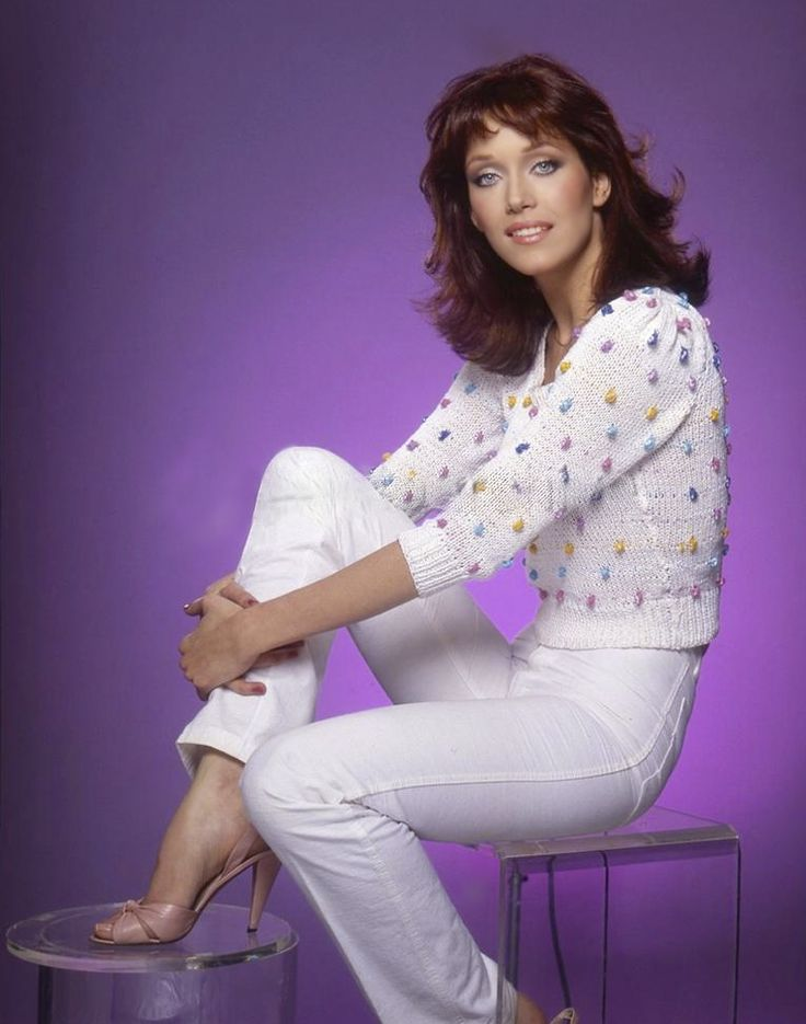 Charlies Angels 76-81 - Tanya Roberts as Julie Rogers
