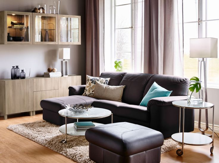 best 25+ ikea leather sofa ideas on pinterest | white rug, ikea