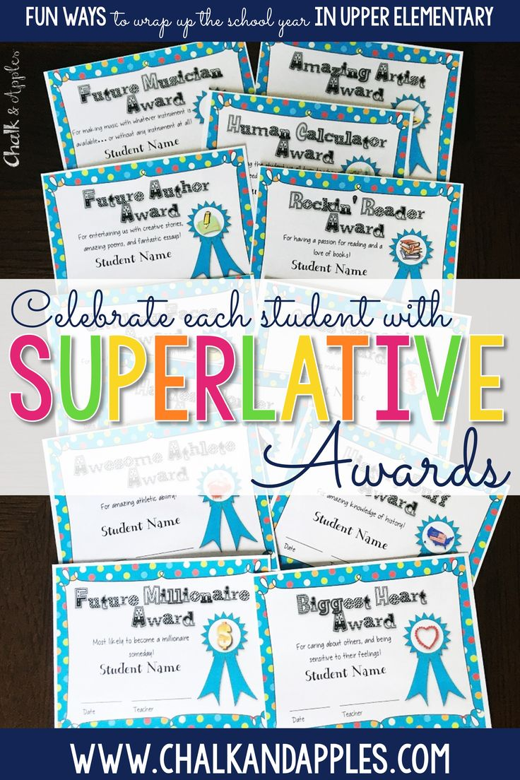 Classroom Ideas Awards ~ Best end of the school year ideas images on pinterest