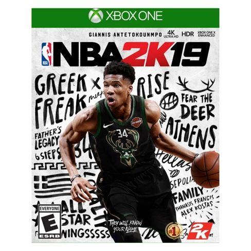 fd45784fdeaf NBA 2K19 - Xbox One
