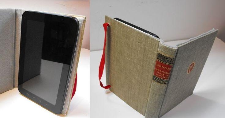 Stylově+a+jednoduše+–+vyrobte+si+obal+na+čtečku+či+tablet+ze+staré+knihy