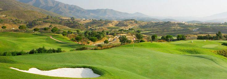 Campo America golf course at La Cala Resort