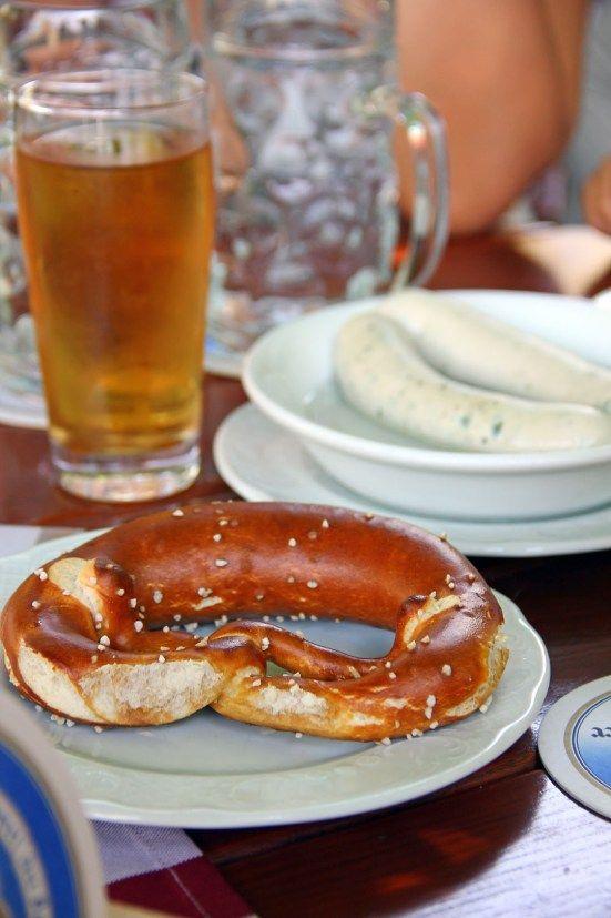 Must Try Food in Munich, Germany