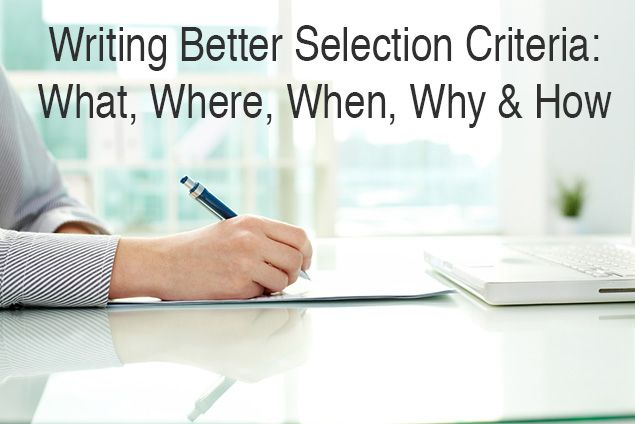 selection criteria for employee layoffs essay Rif and std hello i have a 58  it's important to clearly identify selection criteria and take proactive measures to reduce the risk of  layoffs based on an.