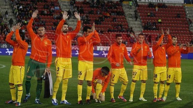 FC Barcelona | Mallorca 2-4 Barça. 11.11.12