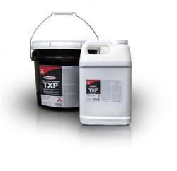 Rapid Set TXP (TRU Epoxy Primer) is a high performance, two-component, low VOC, moisture and alkali insensitive interior/exterior epoxy primer designed for use with the Rapid Set TRU Self Leveling finished flooring applications. TXP is recommended for most wear topping and decorative system installations.