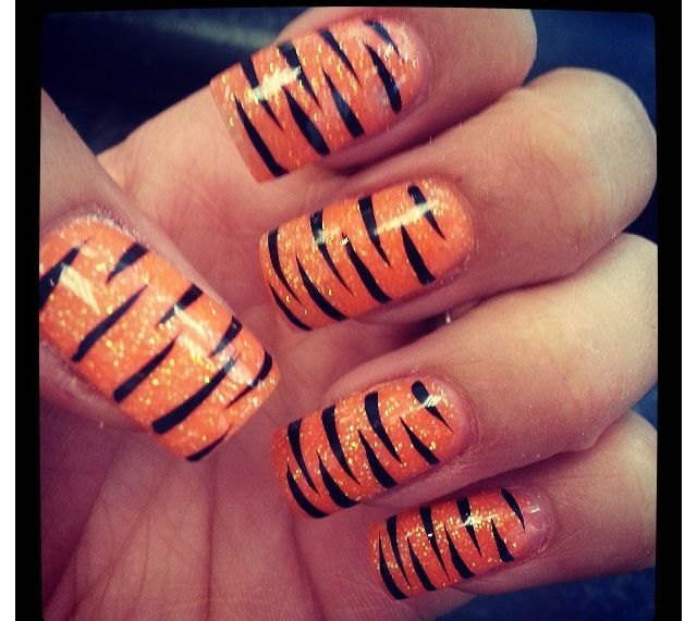 8 Best BRADWELL TIGERS Images On Pinterest