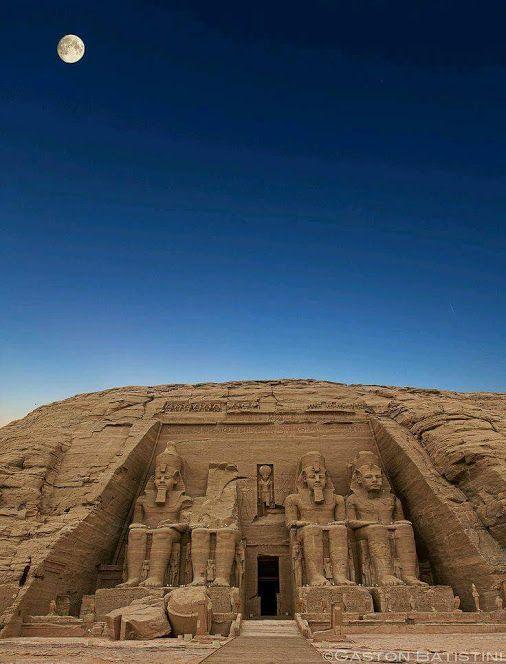 King Ramses II Temple #Egypt