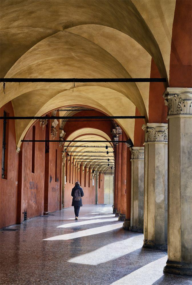 Bologna, Italy | Via Ninbra Fond memories here with @Heather Thielen and @Libby Brennan