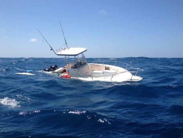 Long Island Bahamas Boston Whaler