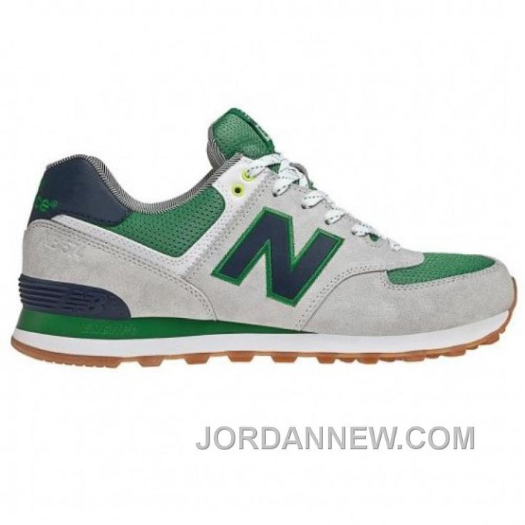 http://www.jordannew.com/new-balance-574-womens-green-white-grey-shoes-for-sale.html NEW BALANCE 574 WOMENS GREEN WHITE GREY SHOES FOR SALE Only 68.85€ , Free Shipping!