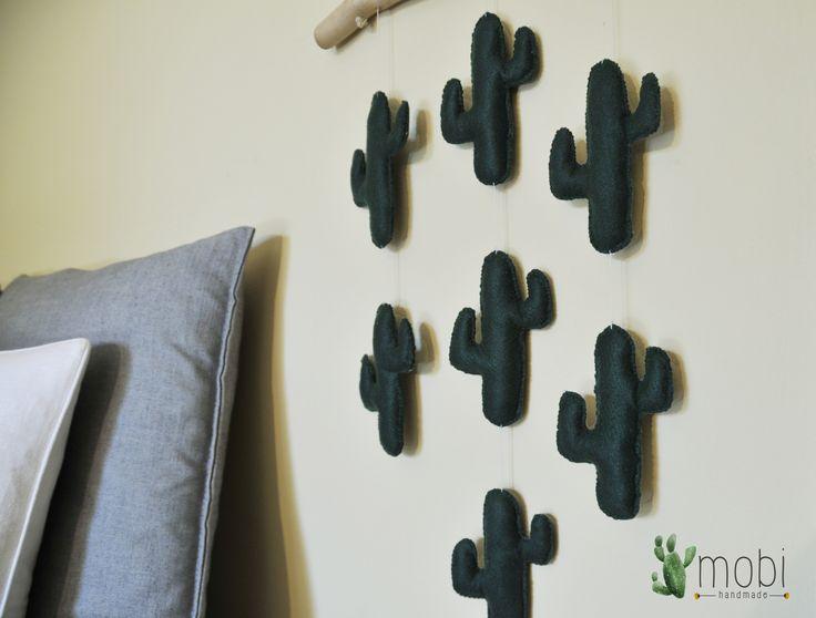 Handmade wall hanging with Cacti | Reclaimed wood Hanging | Wall decor | Kids room decor | Nursery decor | Home decor   https://www.etsy.com/listing/400076527/handmade-wall-hanging-with-cacti?ref=listing-shop-header-0