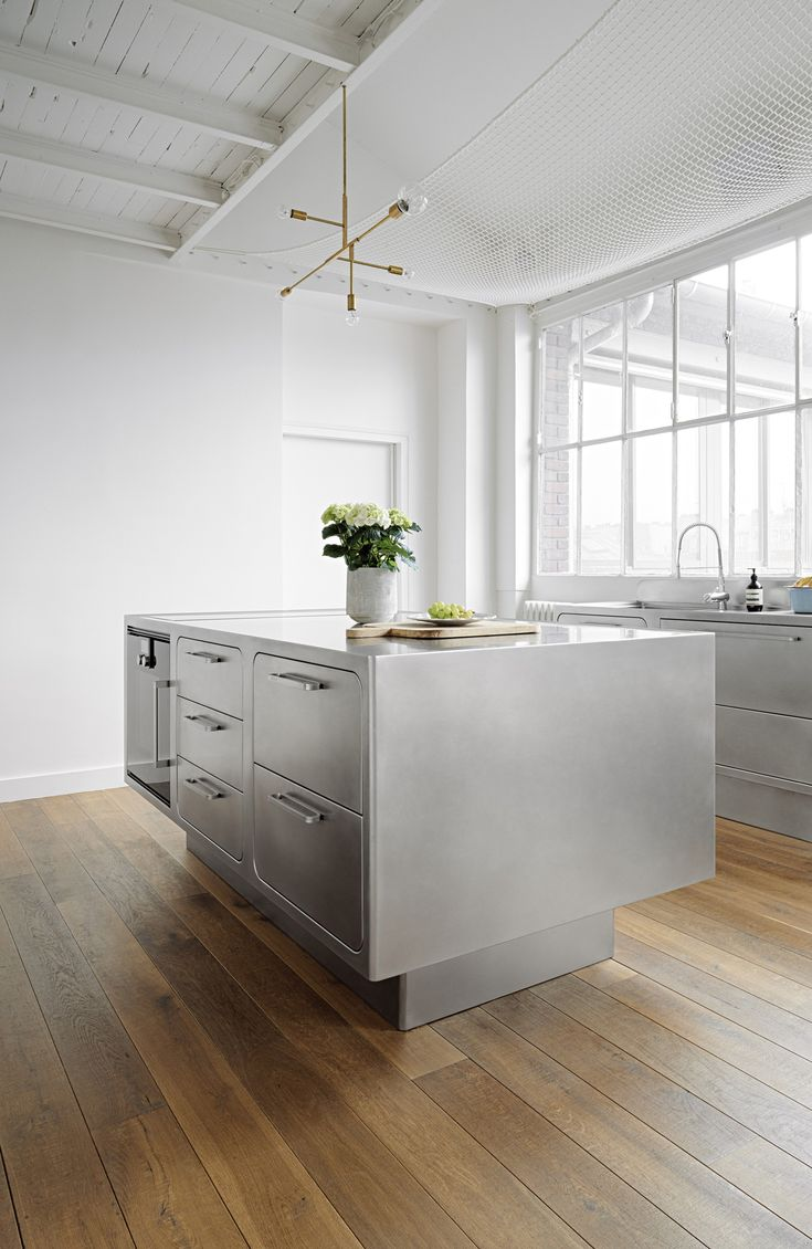 Stainless Steel Kitchen 17 Best Ideas About Stainless Steel Kitchen On Pinterest